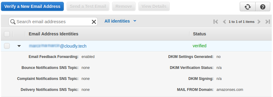 Receiving emails with SES (Simple Email Services) – Cloudly Tech