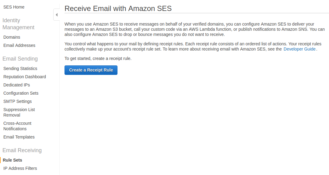 Receiving Emails With Ses Simple Email Services Cloudly Tech