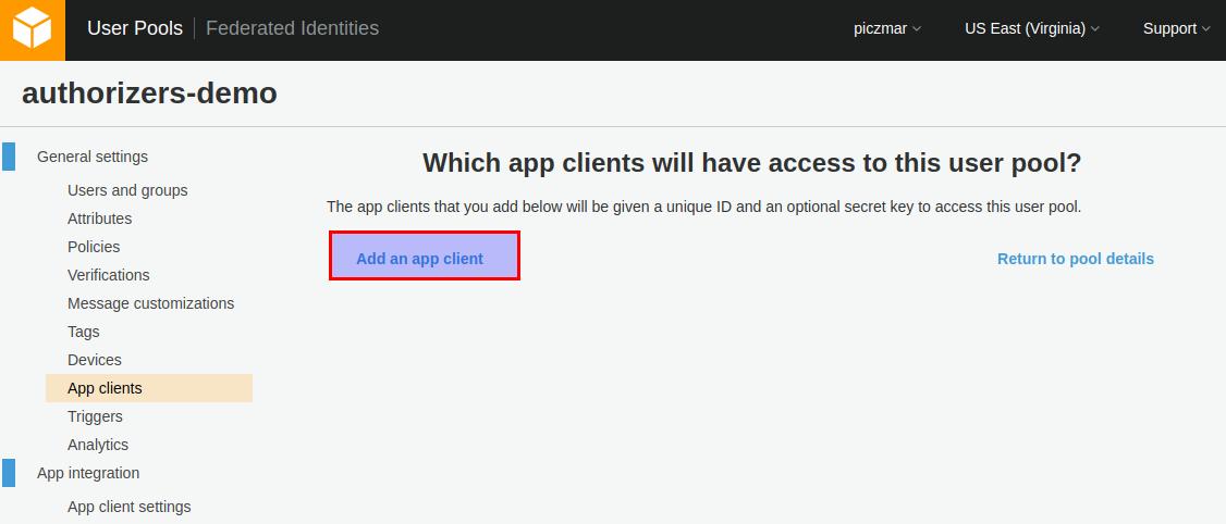 Serverless authorizers - IAM authorizer – Cloudly Tech